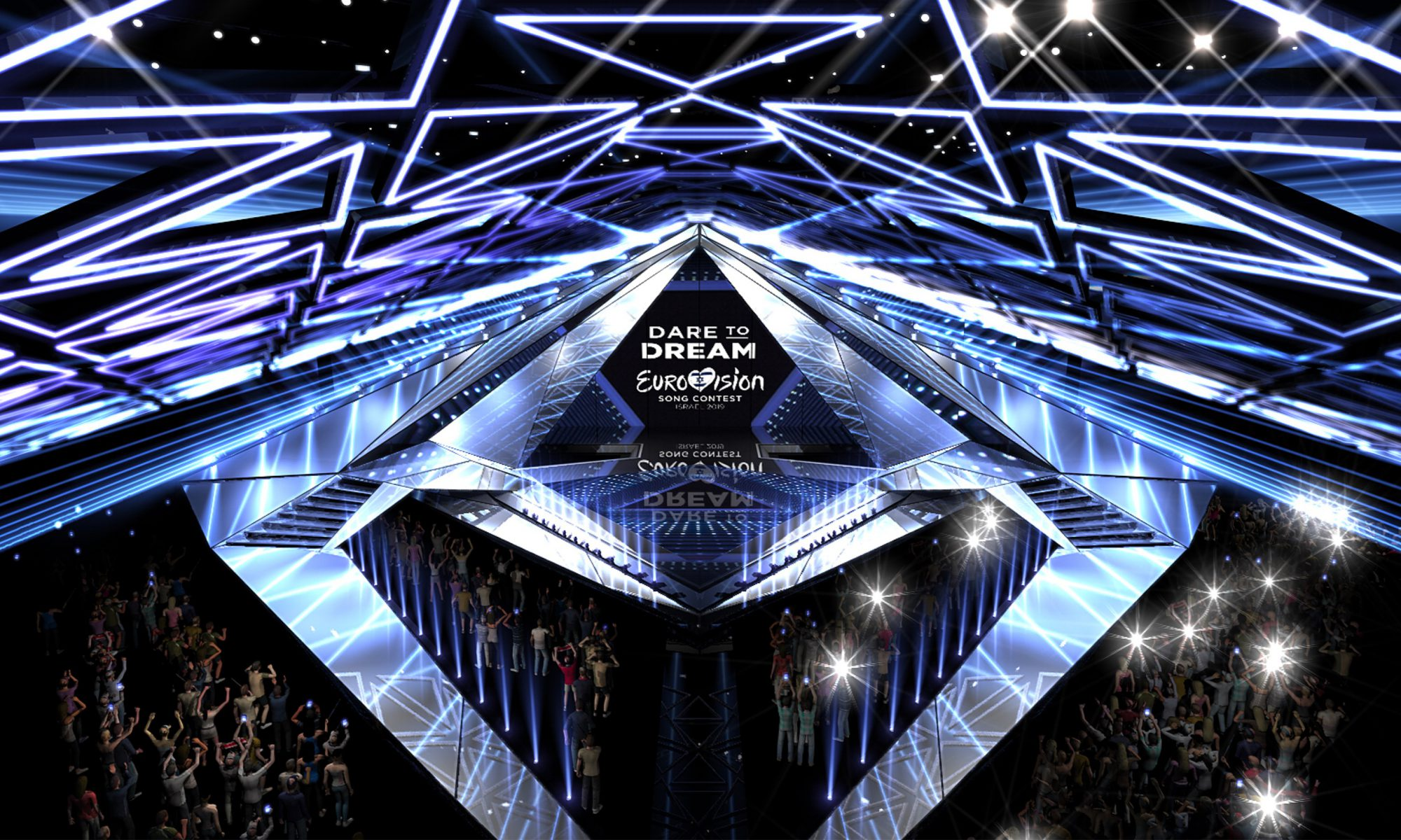 So soll der Expo-Pavillon aussehen