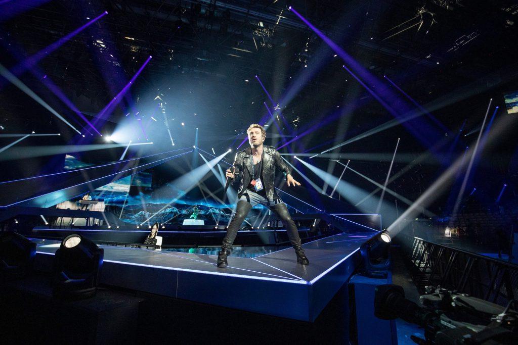 Darude feat. Sebastian Rejman | Foto: Andres Putting (EBU)