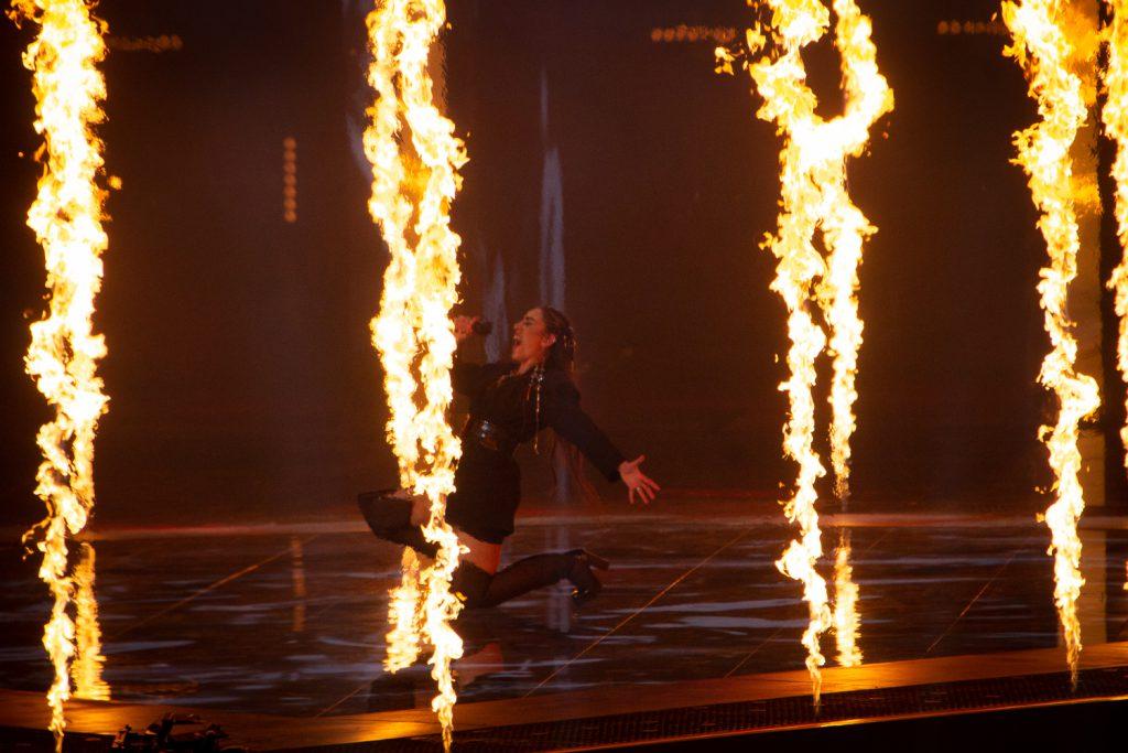 Flammen um Srbuk | Foto: Martin Schmidtner