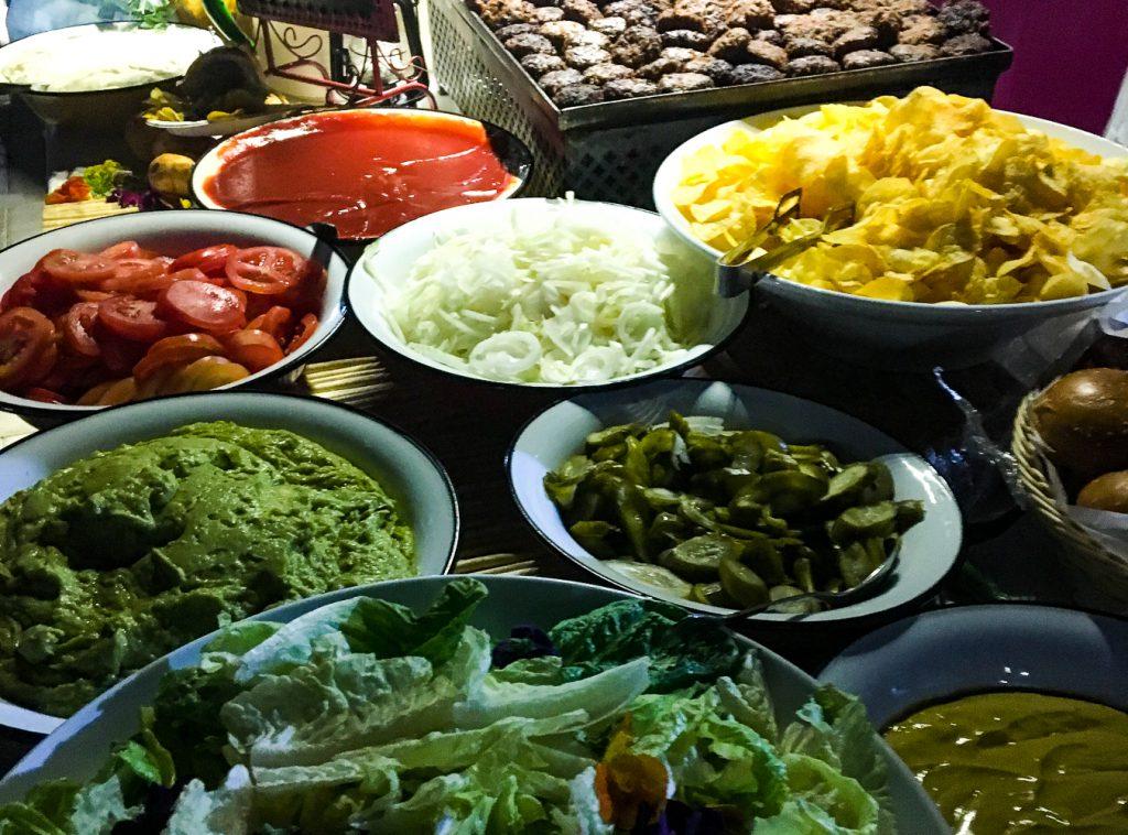 Köstlichkeiten der Levante | Foto: Martin Schmidtner